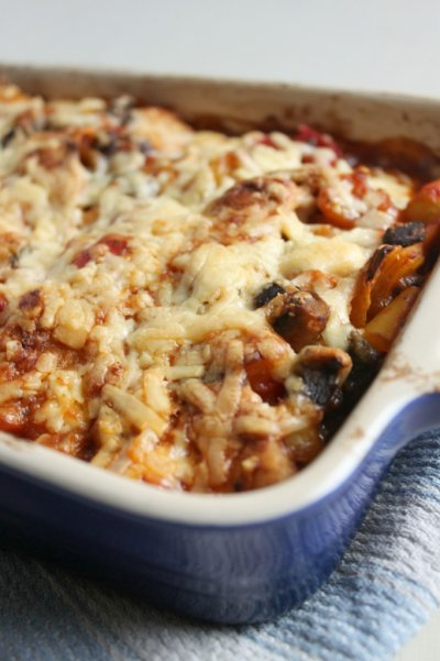 Enchilada, Black Bean Vegetable