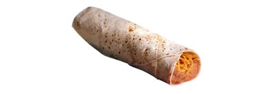 Chicken Bean & Rice Burrito