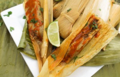 Tamales, Beef 6 Ct
