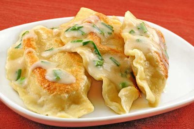 Pierogies, Potato, Sour Cream & Chive