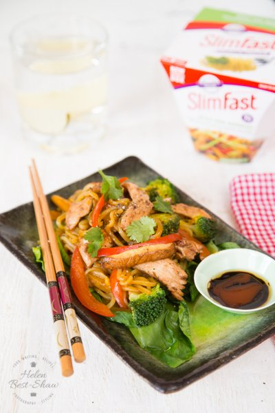 Simply Chicken & Vegetable Stir Fry
