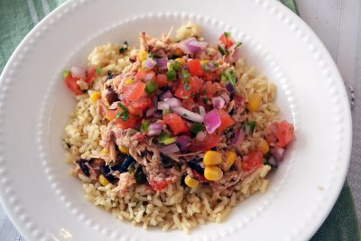 Chicken Breast Burrito Bowl