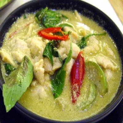Thai Style Curry Chicken