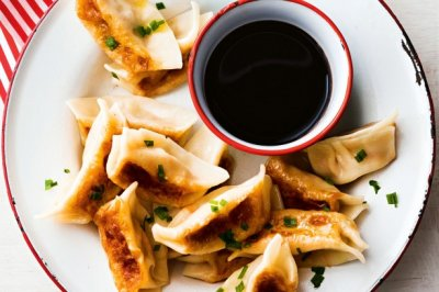Chicken And Vegetable Potstickers