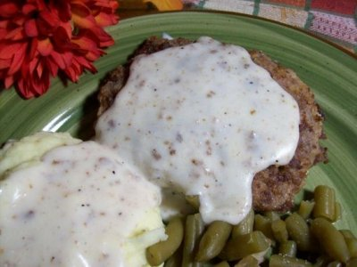 Country Fried Steaks,W/Country Gravy Mix
