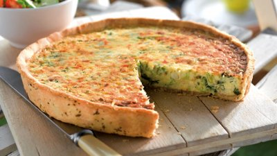 Quiche Made With Egg Whites, Variety Pack