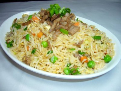 Chicken Fried Rice,