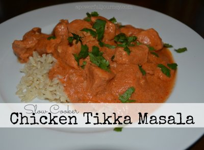 Vegan Tikka Masala With Cumin Rice