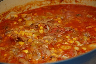 Brunswick Stew, Chicken & Beef