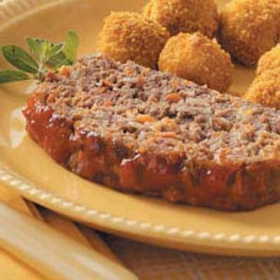 Traditional Meatloaf