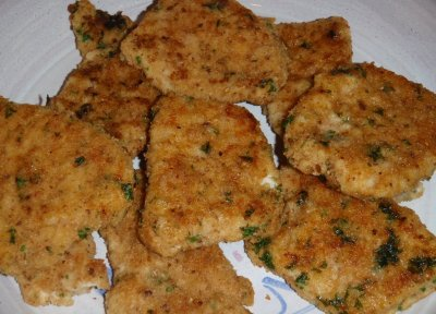 Turkey Breast Medallions W/Stuffing, Home Style Meals