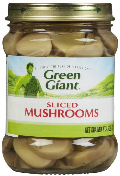 Organic Sliced Mushrooms