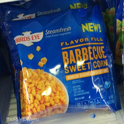 Steamfress Fresh Frozen Vegetables, Barbecue Sweet Corn