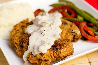 Country Fried Chicken & Gravy