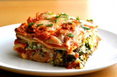 Lasagna, Vegetable