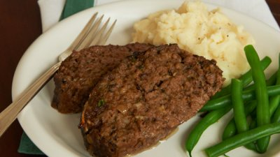 Meatloaf, Home-Style