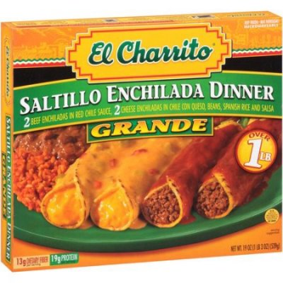 Saltillo Enchilada Dinner
