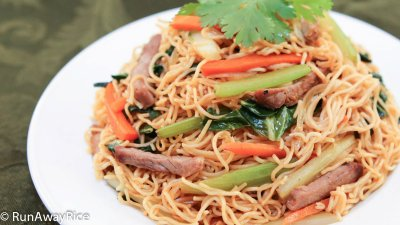 Stir-Fry Rice Noodles