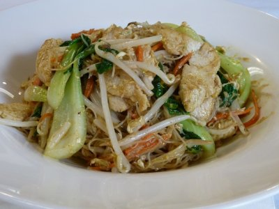 Pad Thai Asian Noodles