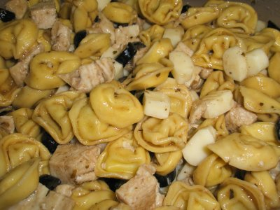 Tortellini, with Cheese
