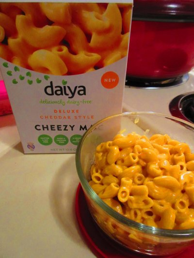 Deluxe Cheddar Style Cheezy Mac