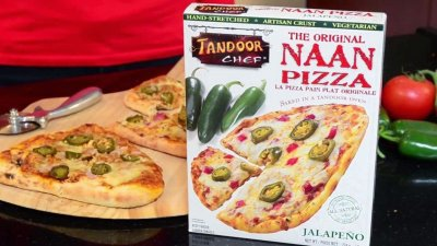 Margherita The Original Naan Pizza