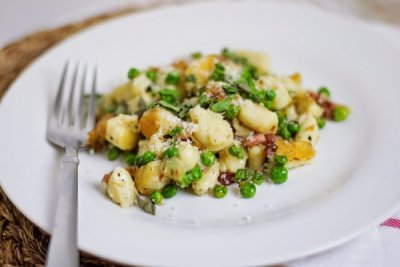 Potato Gnocchi, Homemade Style
