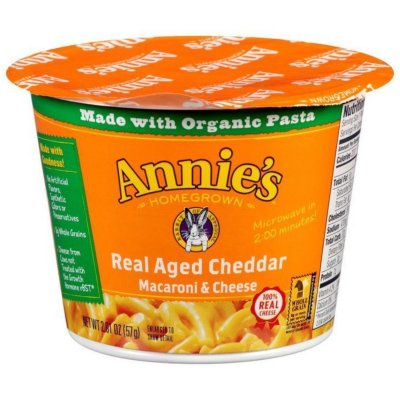 Real Aged Cheddar Macaroni & Cheese
