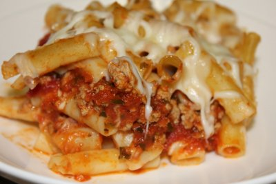 5 Cheese Ziti,