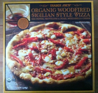 Organic Woodfired Sicilian Style Pizza