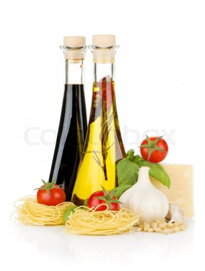 Pasta Meal, Olive Oil & Italian Herb