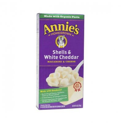 Shells & Cheese, White Cheddar