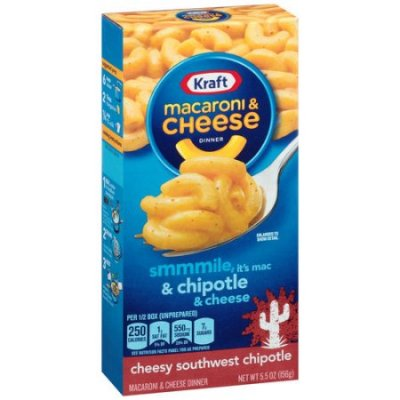 Chessy Southwest Chipotle Macaroni & Cheese Pasta