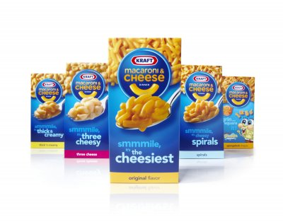 Macaroni & Cheese, Three Cheese