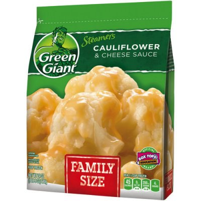 Cauliflower & Three Cheese Sauce, Family Size