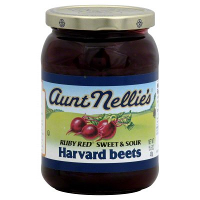 Harvard Beets, Ruby Red, Sweet & Sour