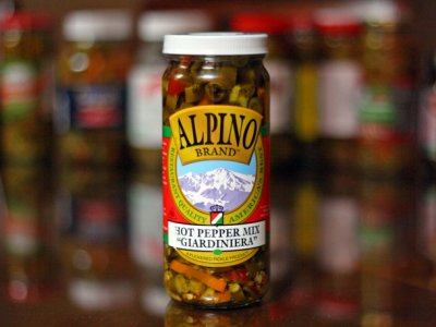 Hot Pepper Mix, Giardiniera