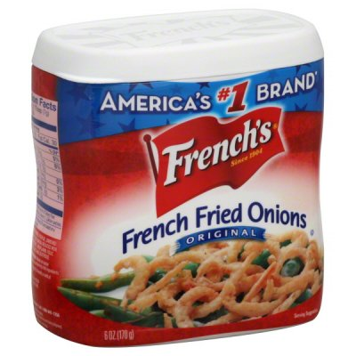 Original French Fried onions
