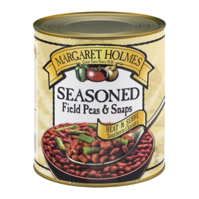 Peas & Snaps, Field, Seasoned