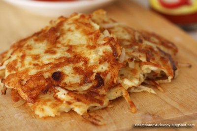 Shredded Mix Potato Pancake