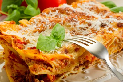 Meat Lovers Lasagna