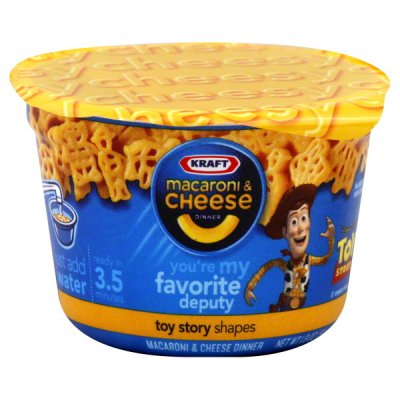 Macaroni & Cheese Dinner, Nickelodeon Sponge Bob Square Pants