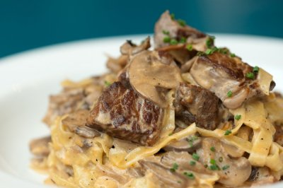 Stroganoff, Pasta And Naturally Flavored Creamy Sauce Mix