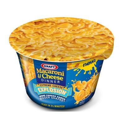 Macaroni & Cheese Dinner, Extreme Cheese