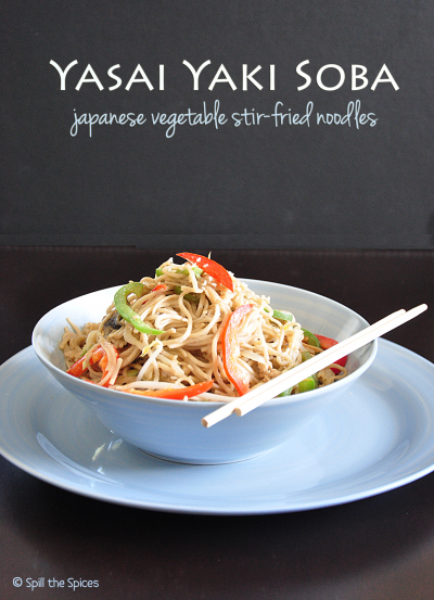 Calories in yakisoba noodles with vegetables for Yakisoba noodles teriyaki