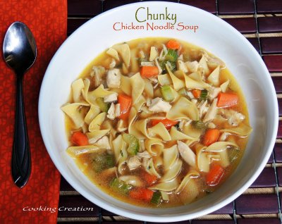 Chunky Chicken & Noodles