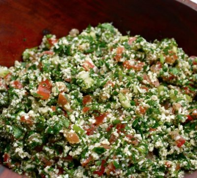 Garden Wheat Salad Mix, Tabouli
