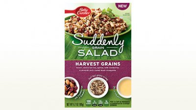 Suddenly Grain Salad, Tuscan Grains