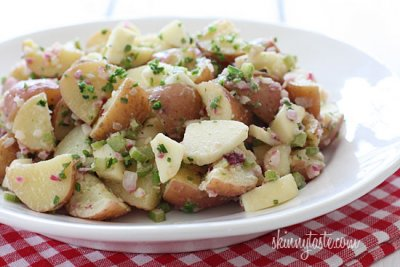 Potato Salad,Red Skin