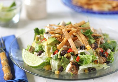 Southwest Style Chicken Salad
